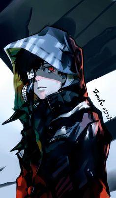 Kaneki Ken – Tokyo Ghoul: re ^^ / - Anime Bilder Anime Wolf, Manga Anime, Anime Demon, Anime Guys, Anime Art, Kaneki Ken Tokyo Ghoul, Manga Tokyo Ghoul, Tokyo Ghoul Drawing, Anime Outfits