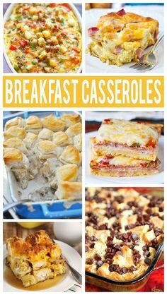 The Best Breakfast Casserole Recipes