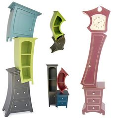 alice in wonderland House Decor | Bric Brac Alice In Wonderland Inspired Furniture | homeku