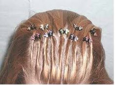 Butterfly clips!!