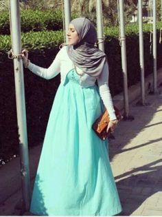 Cute❤ Hijab Love ❤