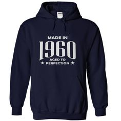 "Made in ᗔ 1960 T-Shirts & Hoodies""1960"" T-shirts & Hoodies Collection: http://wappgame.com/sale/1960  1960"