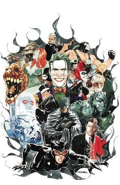 Dustin Nguyen - Batman