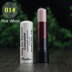 Hot, Women's face care Concealer Hide The Blemish Creamy Concealer Stick Facial Make Up wholesale