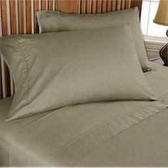 500TC Luxurious Egyptian Cotton Moss Sheet Set 4pc