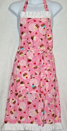 Pin It To Win It.   Follow All our boards and pin this apron for a chance to win it.  Winner announced August 15, 2012  at 1:00 PM CST  www.AGiftToTreasure.com