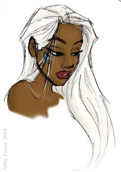 Kida from Disney Atlantis