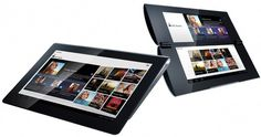 Sony Tablets S1 and S2. Coming soon.