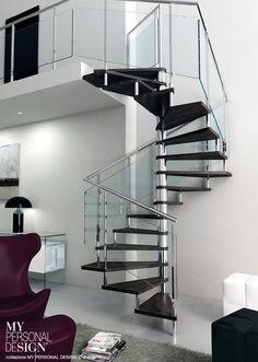 Spiral Staircase, Stairways, Loft, Design, Home Decor, Type, Image, Stairs, Spiral Stair