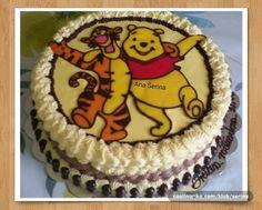 Izrada čokoladne pokrivke za tortu — Coolinarika
