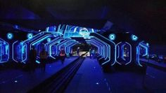 PHOTOS: New close-up pictures of TRON Lightcycle Power Run coming to Shanghai Disneyland