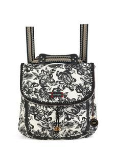 Artist Circle Convertible Backpack, Mist Treehouse