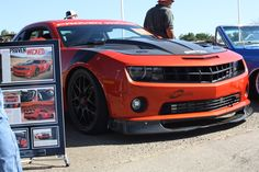 Proven Wicked Camaro at our 2011 Customer and Military Appreciation Event and Car Show
