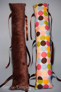 Dimplicity - Crafty Blog: DIY Seat Belt Pillow