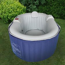 Superbe 2 Person Oval Inflatable Spa