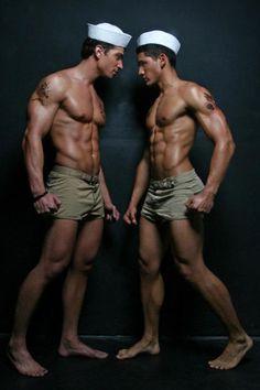 Gay Sailor Boy MM M4M LGBT equal Rights Human Rights beautiful masculine men