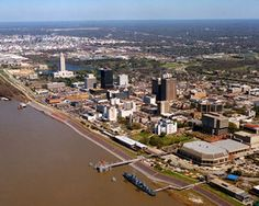 """Baton Rouge; Choctaw: Itta Homma; """"red stick"""") is the capital and second-largest city in Louisiana, United States"""