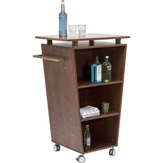 Lady Rock Trolley Vintage Bar U2022 WOO Design