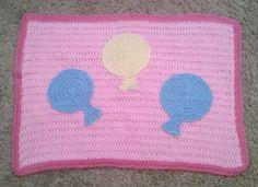 Pinkie Pie Rug Pinkie Pie Baby Blanket. My by TheCreativeMandM