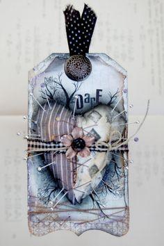 Gothic Fairytale tag