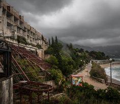 Abandoned Luxury Resort in Kupari, Croatia [17 Pics] | I Like To Waste My Time