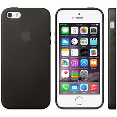 iPhone 5s Case - Siyah - Apple (TR)