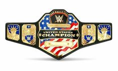 The current plan for the WWE US Championship, is to put the title on Jinder Mahal. The WWE do not completely want to abort the Mahal push, but could no longer proceed with him as the WWE Cha… Wwe United States Championship, Wwe Championship Belts, Wwe Title History, Nwa Wrestling, Wwe Belts, Braun Strowman, Drew Mcintyre, Sasha Bank, Aj Styles