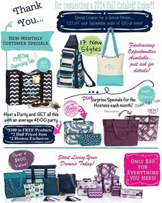 17 New product styles! www.mythirtyone.com/lesliefreeman