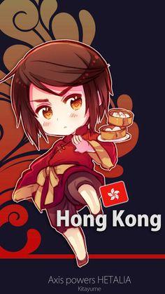 APH Hetalia Hong Kong