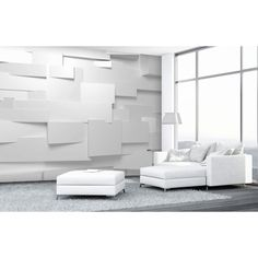 Founded in 1935 as a US regional distributor of wallpaper, Brewster Home Fashions has since become the most fashion forward resource for wall décor, encompassing the . Vinyl Wall Panels, Decorative Wall Panels, Bauhaus, 3d Interior Design, Contemporary Wallpaper, Contemporary Design, Modern Design, Of Wallpaper, Photo Wallpaper