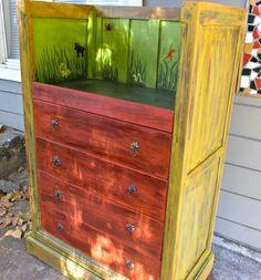 jungle dresser