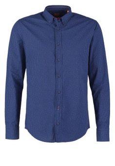 EDIPOE SLIM FIT - Hemd - medium blue