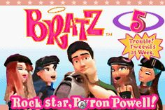 Bratz - Rock Angelz - rock star, byron powell - User Screenshot