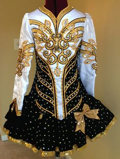 Like the top, but not the skirt design, but I like sparkles on skirt.