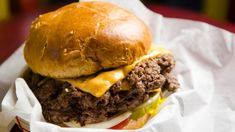 What makes a burger iconic? Whether it's an old classic or a new addition, an iconic burger must have lasting effects on eaters, other restaurants and the scope of the local burger scene at large....