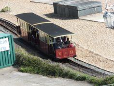 Volk's Railway in Brighton