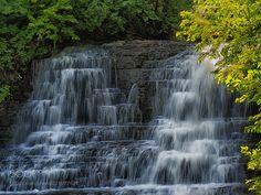 Cascades et Waterfall... by PsypaxLeMutant