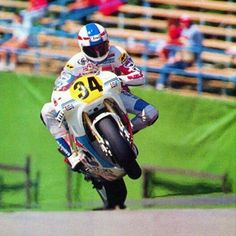 Kevin Schwantz, Suzuki.