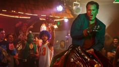 Ash vs Evil Dead's Bruce Campbell Riding a Mechanical Bull Is a Groovy Sight Indeed    There's nothing i don't love about this photograph.Last week's Ash vs Evil Dead ended with Ash's worst fear coming true: his beloved Delta was heisted by teenage joyriders. On this week's �   http://io9.gizmodo.com/ash-vs-evil-deads-bruce-campbell-riding-a-mechanical-bu-1787821171