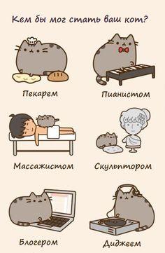Кем бы мог стать ваш кот?