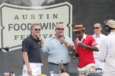 All of my #recipes from the Austin Food & Wine Festival.