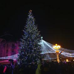 Christmas time 🎄🎅🏼☃️ Timisora 🇷🇴 Romania