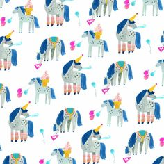 Sarah Walsh Kids Patterns, Color Patterns, Print Patterns, Textile Patterns, Textile Design, Character Illustration, Graphic Illustration, Art Deco Pattern, Summer Prints