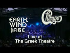 25 OR 6 TO 4: Earth, Wind & Fire and Chicago--2 of the greatest bands to ever grace the planet, and both of them hail from 'The Windy City' of Chicago. This is a video of Earth, Wind & Fire and Chicago together on one stage during their 2004 summer concert tour. It's a real barn burner!