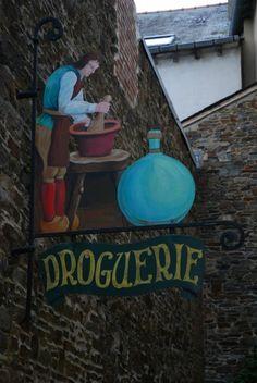 Drogherie à Dol de Bretagne