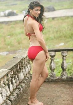 Warning 2013 movie actress Madhurima Tuli has posted hot bikini photoshoot pics of her on internet. The heroine is seen in two piece hot re. Bikini Images, Bikini Pictures, Bikini Photos, Red Bikini, Bikini Girls, Indian Girl Bikini, Indian Girls, Photoshoot Pics, Bollywood Actress Hot Photos