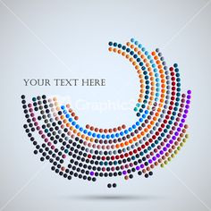 Vector Background With Abstract Mosaic