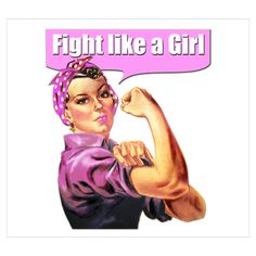 the Riveter Breast Cancer Awareness Square Sticker x Rosie the Riveter Breast Cancer Awareness Sticker by Rosie the Riveter Breast Cancer Awareness StickerRosie the Riveter Breast Cancer Awareness Sticker Ju Jitsu, Girl Posters, Go Pink, Rosie The Riveter, We Can Do It, Krav Maga, Kickboxing, Girls Be Like, Feminism
