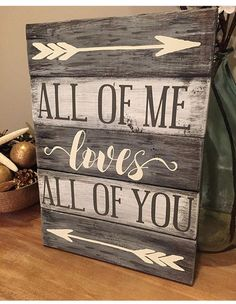Our Marriage Quote ❤️ My Funny Valentine, Valentine Day Crafts, Valentine Decorations, Valentine Ideas, Pallet Crafts, Vinyl Crafts, Wood Crafts, Pallet Projects, Pallet Ideas