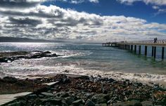 Lorne Pier on a lovely sunny day. Couldn't have asked for a better day to visit the Great Ocean Road.  #greatoceanroad #visitaustralia #lornepier #traveldiaries #harisontheroad #australia by hab88